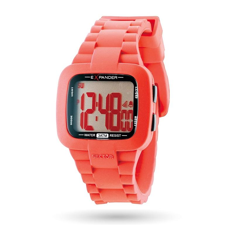 Sector Unisex Uhr Armbanduhr Expander Street - R3251472315