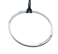 Breil Halskette mit Edelstahlanhänger