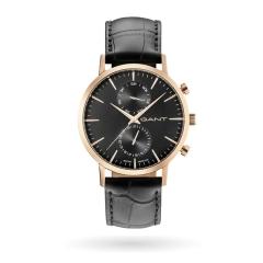 Gant Time W11213 Park Hill roségold schwarz